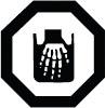 Corrosive Consumer Product Symbol