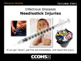 Infectious Diseases - Needlestick Injuries