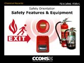 Fire Alarm/Fire Exit/Fire Extinguisher