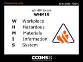 WHMIS Basics - What is WHMIS?