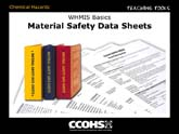 WHMIS Basics - Material Safety Data Sheets
