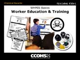 WHMIS Basics - Worker Education and  Training