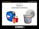 Class C - Oxidizing Material