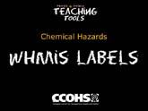 WHMIS Labels
