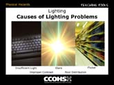 Causes of Lighting Problems