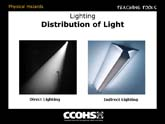 Distribution of Light