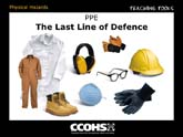 PPE The Last Line of Defence
