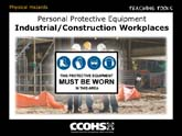 PPE - Industrial/Construction Workplaces