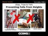Preventing Falls from Heights
