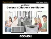 General (Dilution) Ventilation
