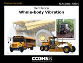 Whole-body Vibration Exposure