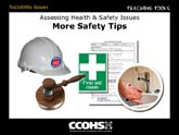 More Safety Tips