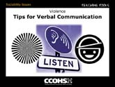 Tips for Verbal Communication
