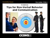 Tips for Non-Verbal Behaviour and Communication